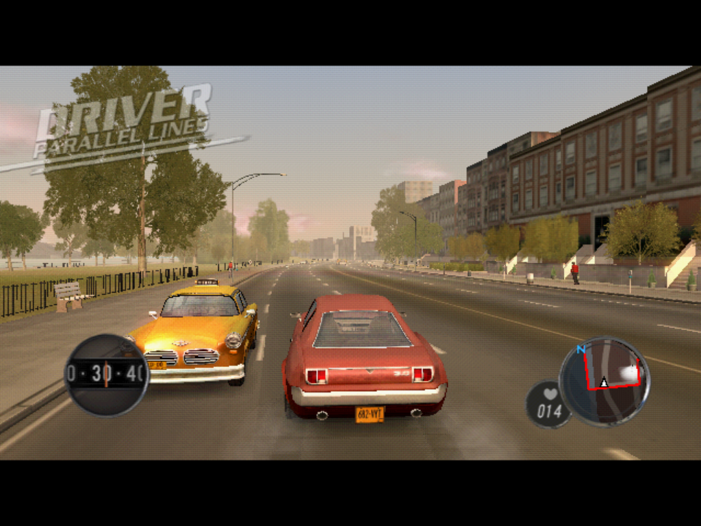 Driver 3 demo rolling youtube.